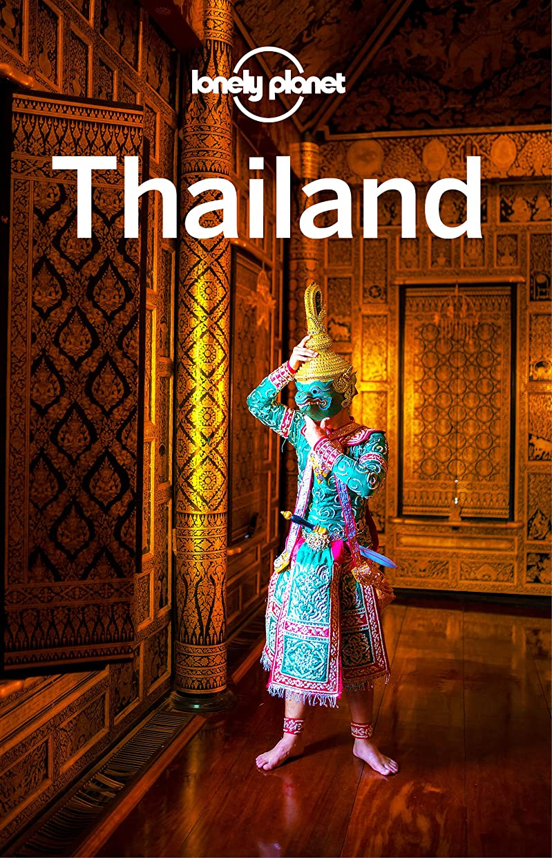 収まるゆるいバーLonely Planet Thailand (Travel Guide) (English Edition)