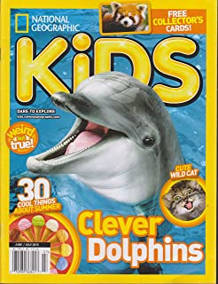National Geographic Kids (June/July 2015)