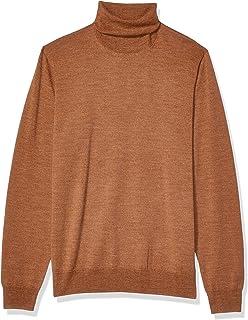 Amazon Brand - Goodthreads Men's Merino Wool/Acrylic Turtleneck Sweater