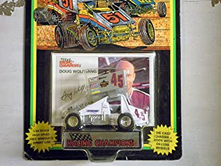 Sprint Car Doug Wolfgang Car #45 World of Outlaws Series One 1:64 scale die-cast Racer by Racing Champions