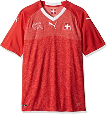 PUMA Men's Suisse Shirt Replica