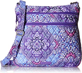 62b6e42d73 Amazon.com  Vera Bradley - Crossbody Bags   Handbags   Wallets ...