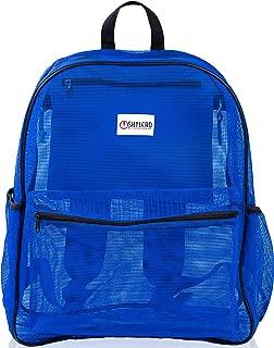 mesh backpack bag