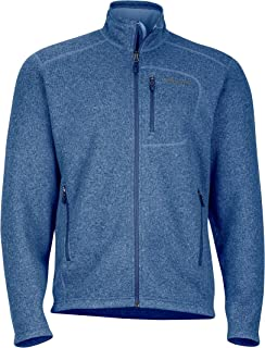 Marmot Drop Line Men's Jacket, Lightweight 100-Weight Sweater Fleece