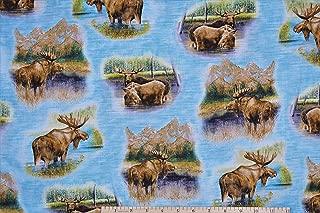 moose fabric canada