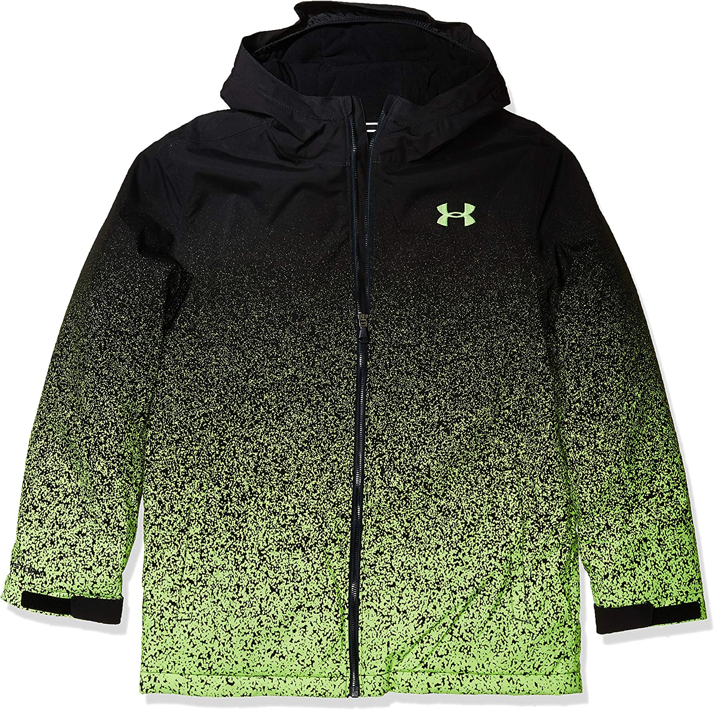 Under Armour boys Sale special price Jacket Blackrun Atlanta Mall Ua