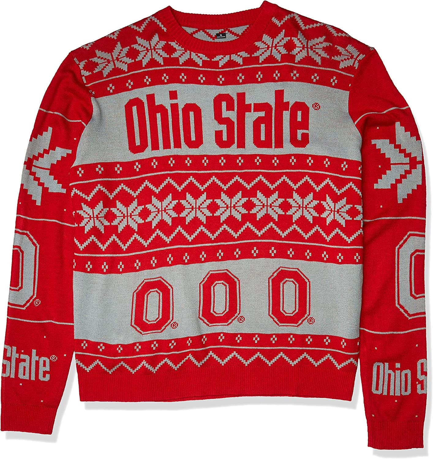 FOCO NCAA Mens Sweater Ugly Cheap mail Luxury goods order specialty store