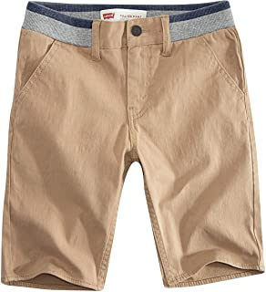 Levi's Boys' Slim Fit Chino Shorts