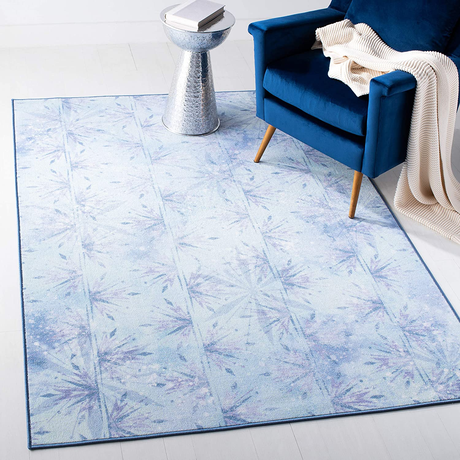 Safavieh Max 65% OFF Collection Inspired by Disney's Frozen Rug Element II - favorite