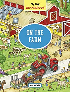 My Big Wimmelbook On the Farm