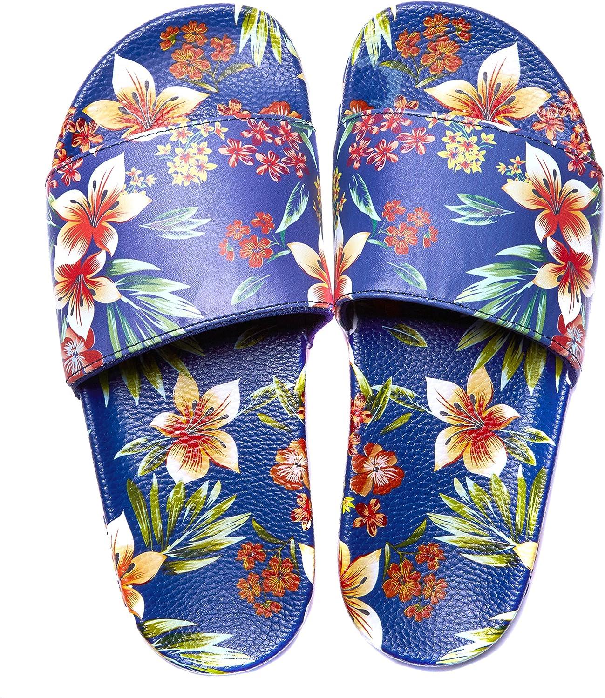 Slydes Wahiki Floral Women's Slider Sandals
