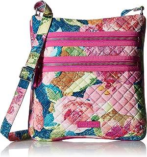af65fa6c9f7 Amazon.com  Vera Bradley - Crossbody Bags   Handbags   Wallets ...