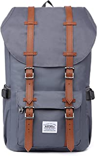 Laptop Outdoor Backpacks, Traveling Rucksack Fits 15.6 Inch Laptop