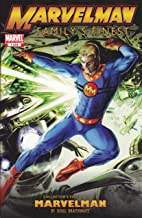 Marvelman Family's Finest #1 Cover B Retailer Incentive Variant