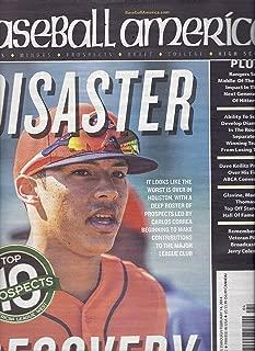 Baseball America (January 31/February 14, 2014 - Carlos Correa Cover)
