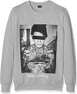 Mister Tee Men's Good Day Crewneck Sweatshirt