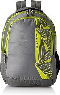 Aristocrat 27 Ltrs Grey Casual Backpack (SBZEN1GRY)