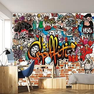 Mejor Papel Pintado Juvenil Graffiti de 2020 - Mejor valorados y revisados