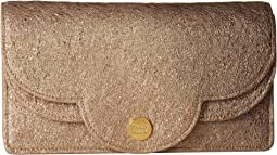 See by Chloe Polina Glitter Convertible Clutch