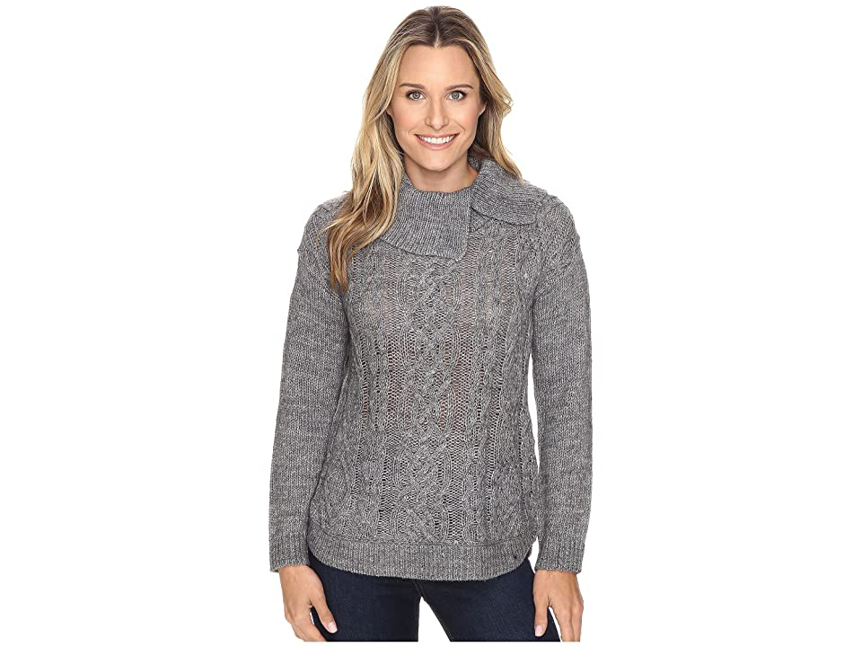 Royal Robbins Ahwahnee Turtleneck (Charcoal) Women