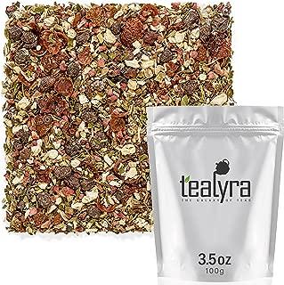 Tealyra - White Cloud Detox - Super Detox and Digestive Blend - Ginseng - Dandelion - Burdock - Healthy Herbal Loose Leaf Tea - Caffeine-Free - 100% Natural - 100g (3.5-ounce)