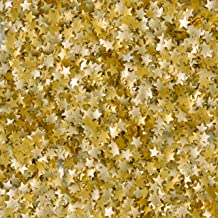 Wilton Edible Glitter, Gold Stars, 0.04 Ounce