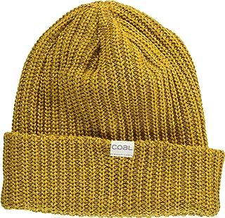 3b5a81bb308 Coal Men s The Eddie Recycled Rib Knit Beanie Hat