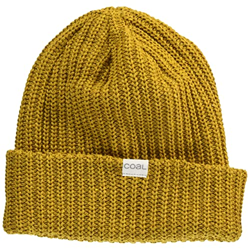 06ddc658948 Coal Men s The Eddie Recycled Rib Knit Beanie Hat
