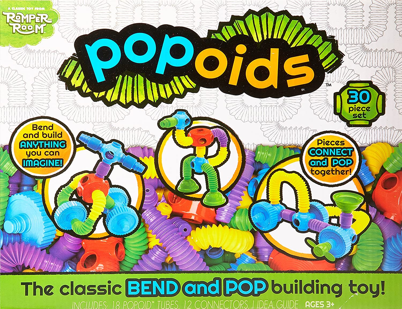 Popoids 30 Piece Building Kit