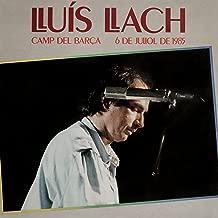 Camp Del Barça, 6 De Juliol De 1985