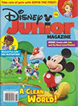 Disney Junior Magazine May/June 2013