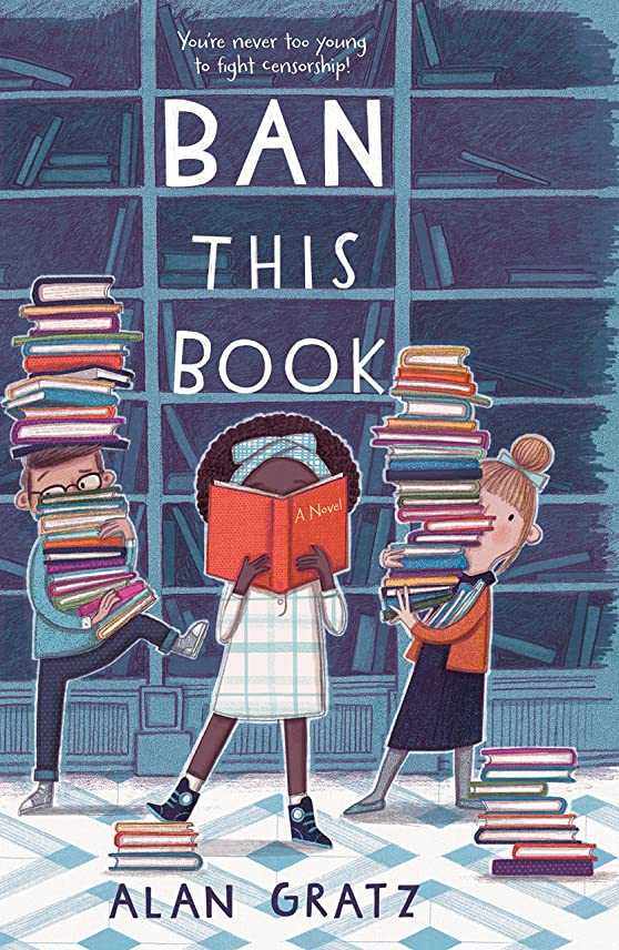 先のことを考えるハンカチ徴収Ban This Book: A Novel (English Edition)