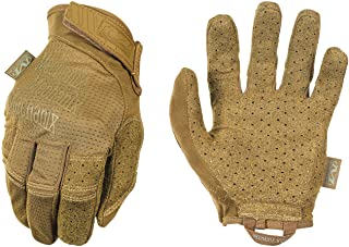 Mechanix Wear - Specialty Vent Coyote Tactical Touch Screen Gloves (Medium, Brown)