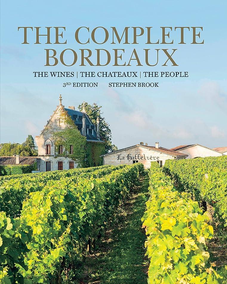 引き渡す造船摂氏Complete Bordeaux (English Edition)
