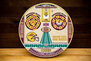 FOOTBALLDARTS Game, Officially Licensed Arizona American Football Dartboard Game, Awesome Fun for Adults & Kids, Take Your Game to The Next Level with The Original American Football Dart League