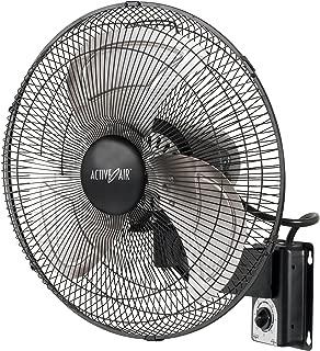 30 oscillating wall mount fan