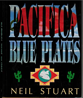 Pacifica Blue Plates