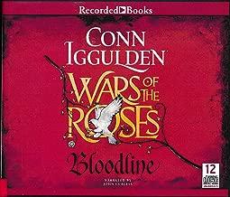 Bloodline : Wars of the Roses by Conn Iggulden Unabridged CD Audiobook