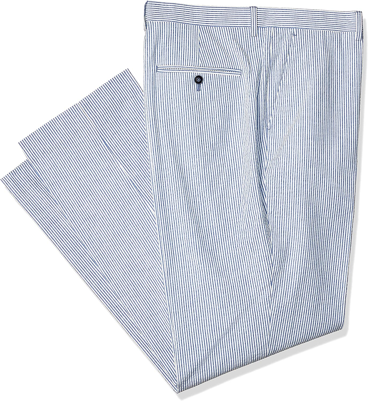 Tommy Hilfiger mens Modern Fit Seersucker Suit Separates-custom Jacket & Pant Size Selection