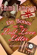 Dr. Bones and the Lost Love Letter (Magic of Cornwall Book 2)
