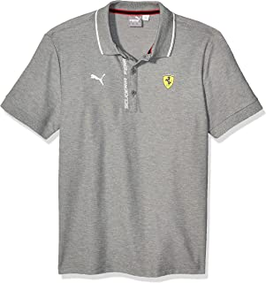 Motorsport Men's Ferrari Logo Polo