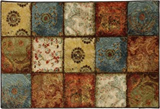 Mohawk Home Free Flow Artifact Panel Printed Rug, 2'6x3'10, Multi