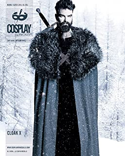 Cosplay by McCall's Cloak X Sewing Pattern, S-M-L-x-Large-Xx-Large