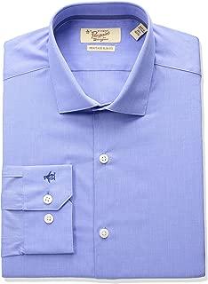 Men's Essential Slim Fit Spread Collar Dress Shirt