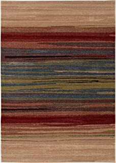 Balta Rugs Hamilton Multicolor Area Rug, 5' x 8'