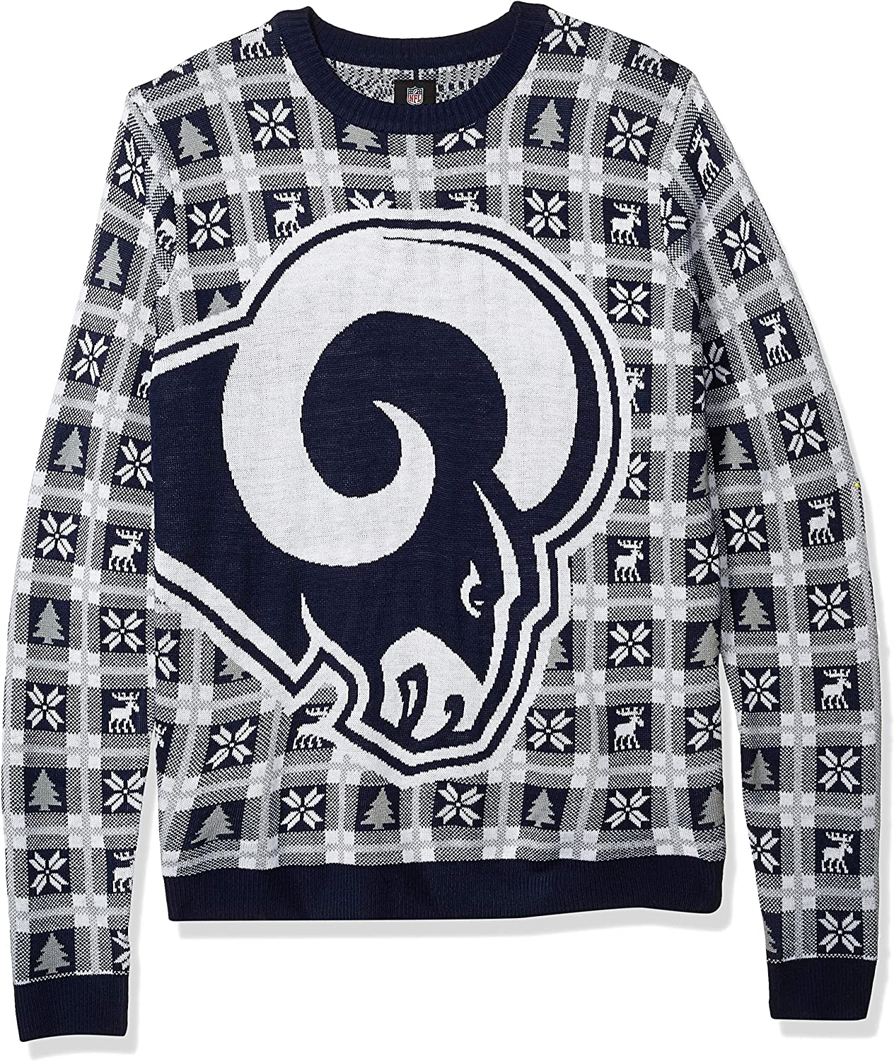FOCO Ranking TOP10 NFL Mens 2018 Big Inventory cleanup selling sale Logo Sweater