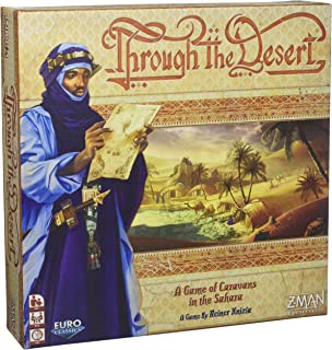 Fantasy Fight Games Through the Desert Board Game - 10 Years