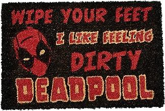 Marvel Comics - Deadpool Dirty Outdoor Doormat