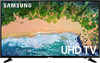 "Samsung 50"" 4K Smart LED TV, 2018 Model"