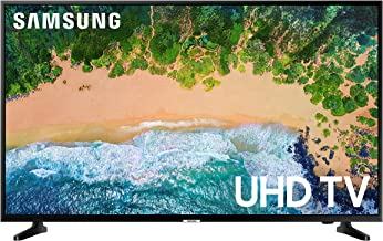 Samsung Electronics 4K Smart LED TV (2018), 50